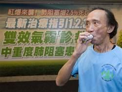 冬季紅爆來襲!研究:PM2.5致肺阻塞死亡率增
