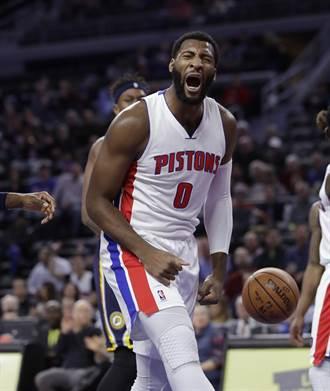 NBA》活塞教頭點名德拉蒙要加強防守