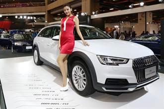 【2017台北新車大展】Audi A4 allroad quattro 45 TFSI