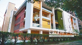 三峽北大行政大樓 明年啟用