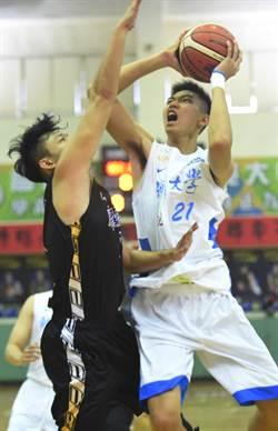 高中陡增16公分 曾祥鈞逆轉的籃球人生