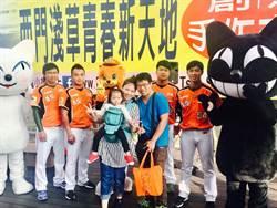 獅子軍耶誕簽名會 台南市民歡樂參與