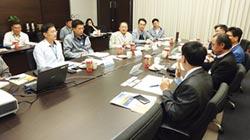 台灣企業永續研訓中心、友達 辦企業專案諮詢暨交流座談