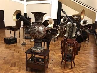 唱歷史的歌 收藏家林本博與他的創意古董留聲機