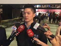 誰選台北市長  蔣萬安:張善政很不錯