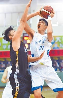 瓊斯盃》中華隊再添新血 年輕長人入隊集訓