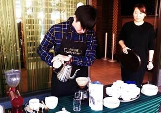 卡杜卡度本土咖啡免費喝享好康 酒店吸人潮