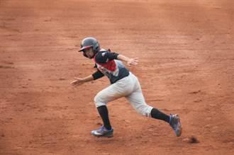 重返棒球路 張偉聖為進職棒多磨練