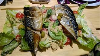 型男主廚馬祖創意料理 在地風情融入菜色