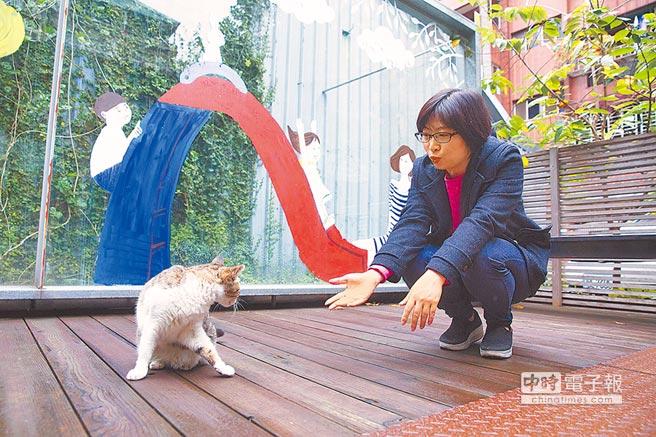 導演黃惠偵紀錄片《日常對話》入圍柏林影展。(方濬哲攝)