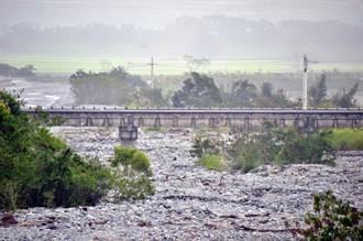 台東縱谷大坍方  無立即危險