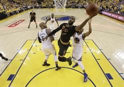 NBA》詹姆斯談爭議球:我沒有技術犯規