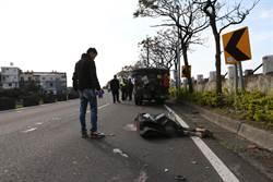 水肥車撞清潔隊員 當場爆頭慘死