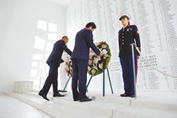 珍珠港追思 安倍訴求和解 日美領袖同訪 史上頭一回