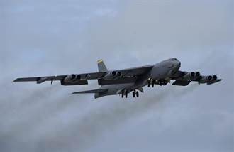 遼寧艦遠航示威 美B52轟炸機呼嘯南海