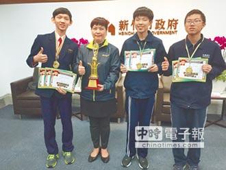 國際青少年數學家會議 新竹市奪3金