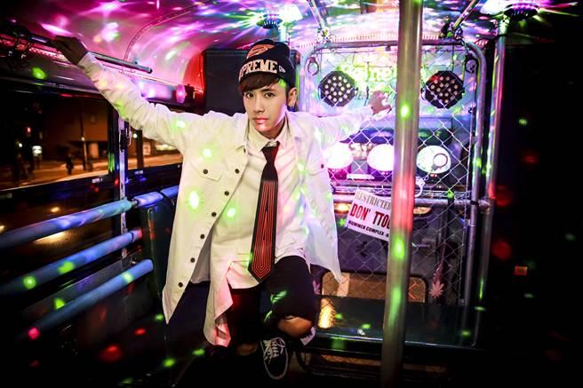 鼓鼓赴東京拍攝〈可以唷〉MV。(相信音樂提供)