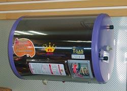 鑫司臥式儲熱式電熱水器 熱效、安全