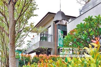 大台中房地產》豐簷 吹起垂直綠化建築風