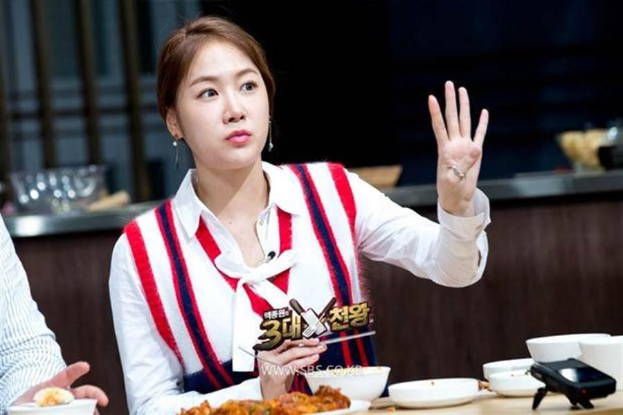韶宥和EXID的HANI一樣,是女團之中最懂吃的吃貨妖精!(圖/KKTV 提供)