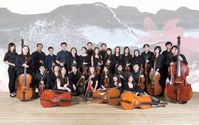 醞釀20年,傳藝金曲獎最佳作曲李哲藝決定在今年創立灣聲樂團,下月將舉行創團首演。(灣聲樂團提供)