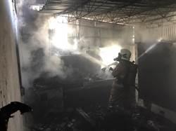臘肉廚房跳電燒起來 損失2萬