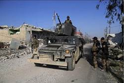 美軍:攻陷摩蘇爾還需三個月