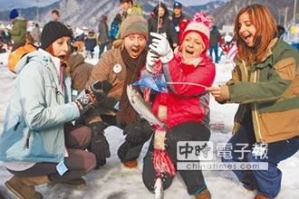 韓冬慶典首選 華川山鱒魚慶典
