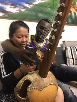 西非說書人遊寶島 「鼓、舞」紀錄台灣故事