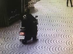 嘉義縣政府電視機被偷 警方六小時內神速破案