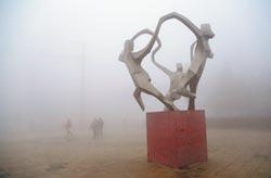新年開工日 超強霧霾籠罩華北