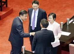 民進黨讓步 臨時會只處理預算等3案
