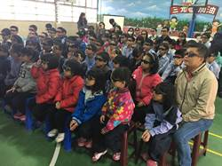 3D電影車巡迴台中播映 海線學童看見台灣之美