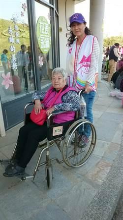 中市花毯節打造無障礙通用環境 民眾按讚!