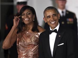 書商跪求八卦 歐巴馬夫婦進帳13億 競寫回憶錄