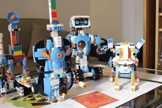 CES/樂高推出編程機器人 讓孩子從小寫程式
