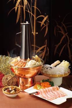 為冬季暖心! 天成大飯店推出「酸菜鴨肉鍋」