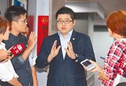北市府發言人林鶴明 將入總統府