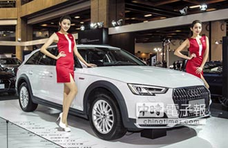 Audi A4 allroad quattro 塑造剽悍氣勢