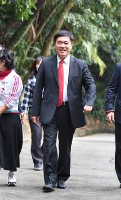 郝龍斌宣布參選中國國民黨主席