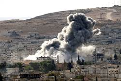 反恐有進展 美軍成功炸死IS網軍首領