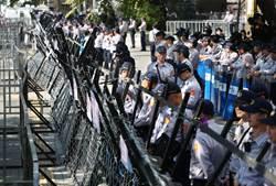 要署長下台 葉毓蘭怒:警政署是自冉的東廠?
