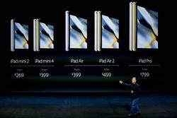 台積電沒獨吞新iPad處理器訂單 傳三星拿一半