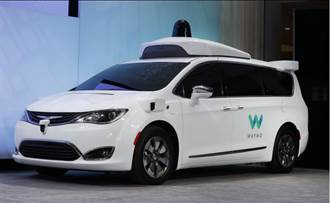 尬Uber免人力 谷歌自駕休旅車1月底上路