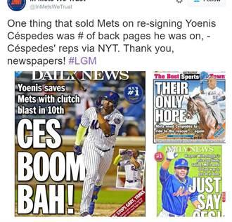MLB》數據不夠看 塞炮靠媒體廣告搶肥約