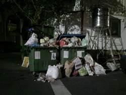 岡山焚化廠停收  台南工廠垃圾難處理
