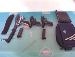 男子護花開槍 警循線逮捕並起出3槍