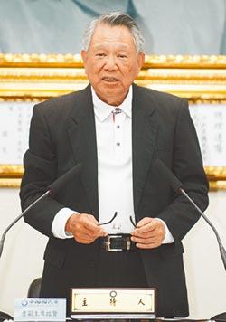 爭黨魁浮出第4人 詹啟賢傳參選