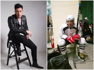 許孟哲磨10年變國手 入選冰上曲棍球隊代表台灣出賽