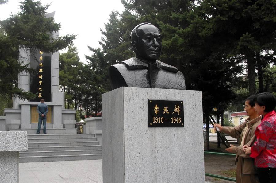 仍被中共定义为烈士的东北抗联英雄李兆麟,极有可能是同时为军统工作的「双面谍」。(新华社)